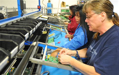 contract electronics manufacturing providing