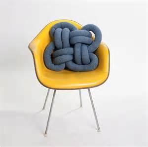 design house knot cushion not knot pillows design milk