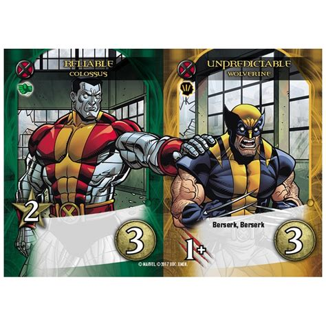 marvel legendary card template legendary marvel deck building boutique
