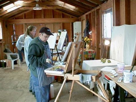 painting workshop california and taos new mexico acrylic and painting