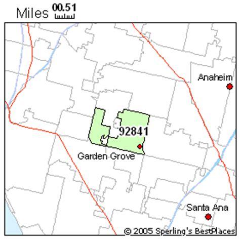 Garden Grove Zip Code Best Place To Live In Garden Grove Zip 92841 California
