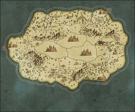 freelance artist cartographer available for commissions