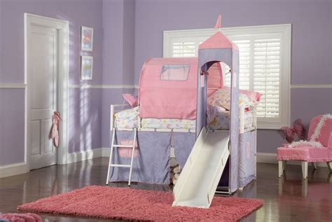 girls bunk bed bunk beds for girls with slide myideasbedroom com