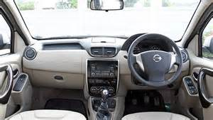 Renault Terrano Price Comparo Renault Duster Vs Nissan Terrano Comparison By