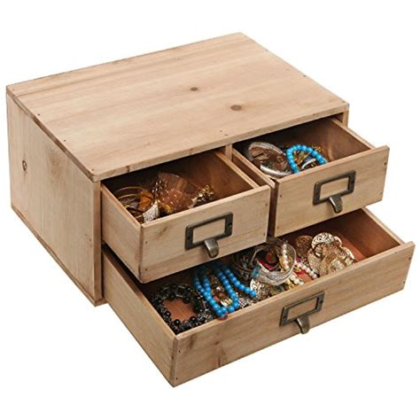 3 drawer organizer small 3 drawers small rustic natural wood storage cabinet