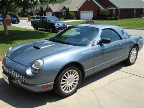 2005 Ford Thunderbird by 2005 Ford Thunderbird Hardtop Images