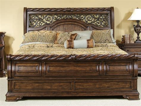 king sleigh bedroom sets liberty bedroom furniture setsliberty arbor place king