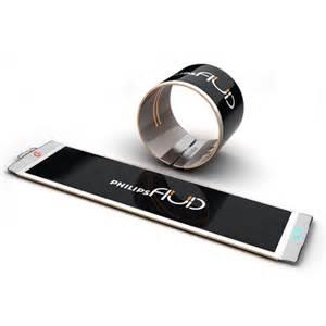 design gadgets fluid wearable smartphone by dinard da mata tuvie
