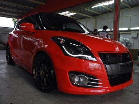 Harga Kit Sparco showoff imports nl lighting headlights suzuki