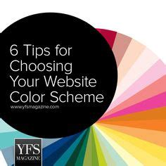 understanding color schemes choosing colors for your website web ascender color on pinterest web design color psychology and