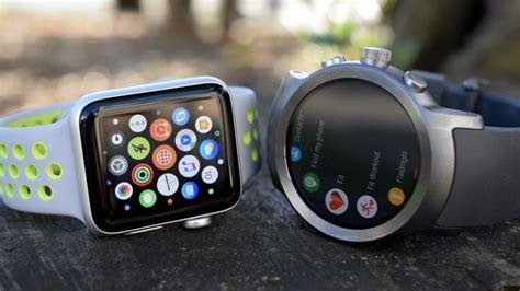 Smartwacth V apple v wear os the battle for smartwatch supremacy