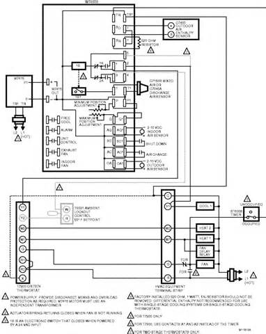 trane heat package unit thermostat wiring diagram car wiring diagrams
