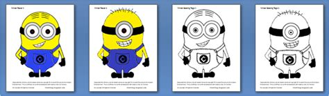 printable minion poster the art bug free minion themed party printables
