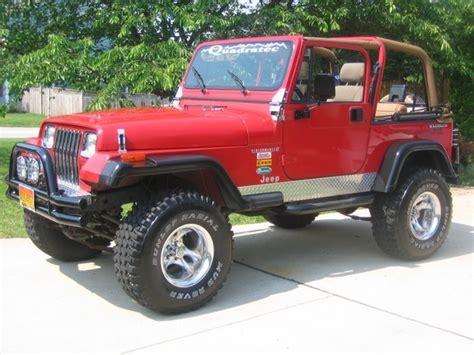 tippett  jeep wrangler specs  modification