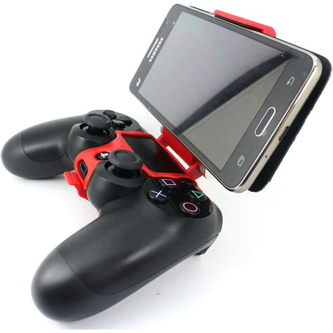 ps4 holder for playstation ps4 controller smart mobile phone