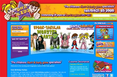 best home websites best practices for web design for kids smashing magazine