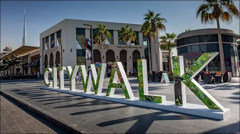 Cool Homes by City Walk In Dubai European Community With Boutiques And