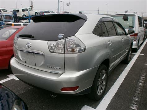 toyota harrier ua mcu japanese  cars lucus japant limited