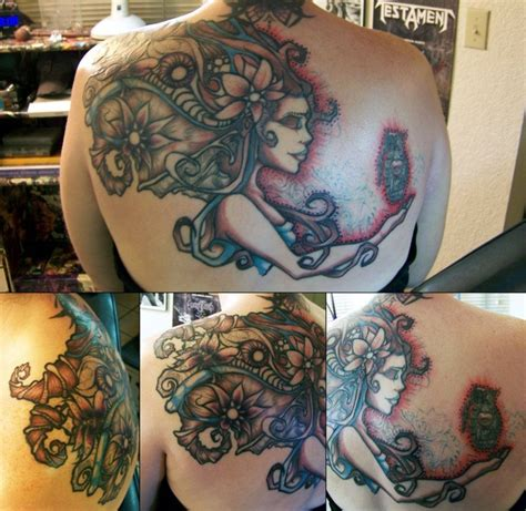 incubus tattoo tattoos and body art and cover up on pinterest
