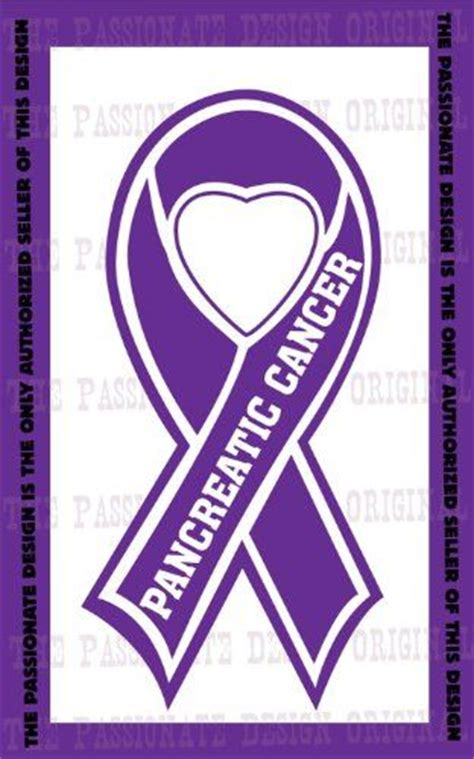 pancreatic cancer ribbon color 25 best images about awareness colors on