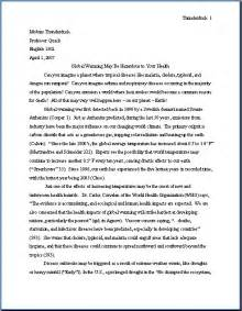 How To Cite An Essay In Mla by Citing In Essays