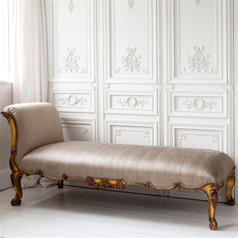 the french bedroom company padded red chaise longue furniture pinterest chaise