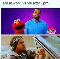 at home me me at work vs me after work