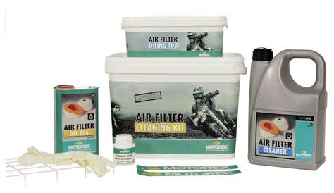 Motorex Filter motorex airfilter cleaning kit 10 12 25 revzilla