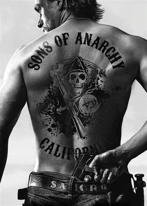 soa tattoos 25 best ideas about sons of anarchy on sons