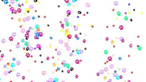 wallpaper cat paw top cat paw print background wallpapers