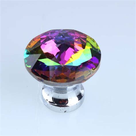 popular coloured glass knobs buy cheap coloured glass