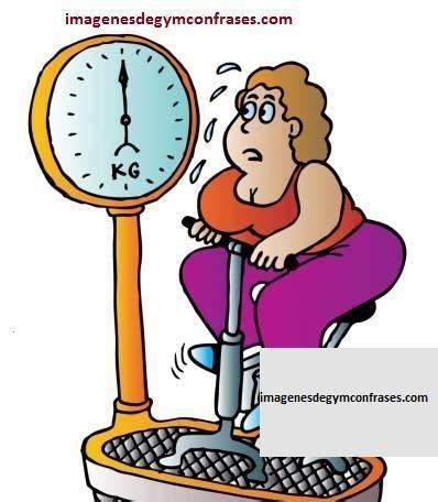 imagenes animadas gym fotos chistosas o animadas caricaturas de mujeres en el