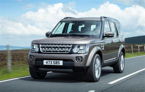 2015 Land Rover Discovery Revealed
