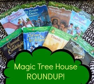 Magic Tree House Book List by