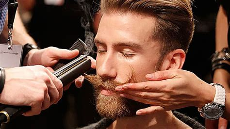 9 Epic Moustache Styles And How To Get The Look 9 Epic Styles