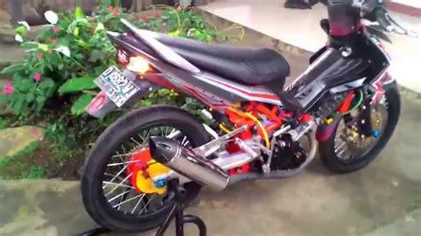 Airbrus Yamaha Jupiter Mx Thn2014 by Modification Yamaha Jupiter Mx 2q Speed Concept