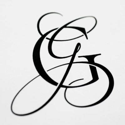 tattoo of alphabet g i just finished another wedding monogram for a bride on my
