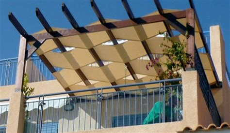 Retractable Shade Cloth Pergola by Pergola Shade Pratical Solutions For Every Outdoor Space