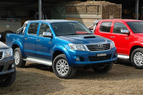 Toyota Ratings 2013 Toyota Hilux Review Caradvice