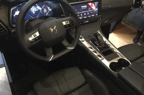 Home Interior Pictures For Sale by 2017 Ds 7 Crossback On Sale In La Premiere Edition From 163