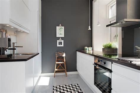 kitchen feature wall paint ideas pladsoptimering af lejlighed