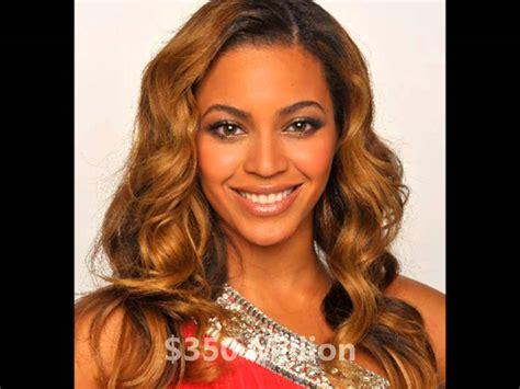 A R A B top ten wealthiest r b singers