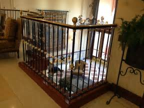 Home Interior Railings interior wrought iron railings ideas how much are iron