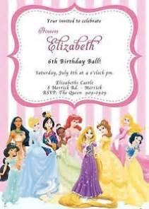 disney princess birthday invitation card maker free baby shower princess