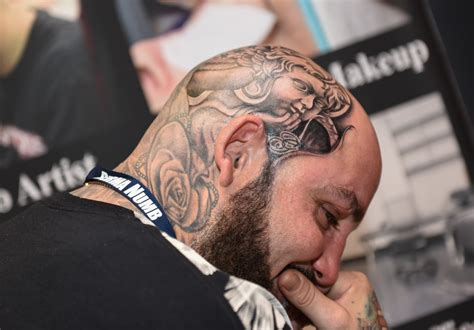tattoo expo miami faces from the 21st annual south florida tattoo expo