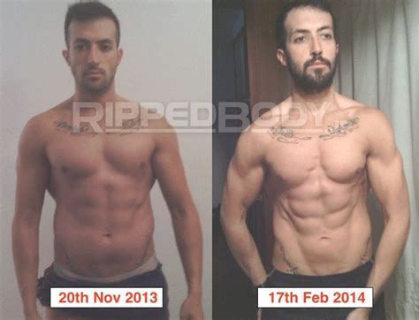 intermittent fasting results intro results archives rippedbody