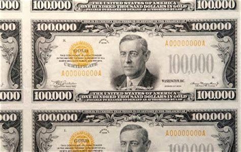 US 100,000 dollars bill | Lunaticg Coin $100000 Bill