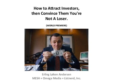 how to attract if you re not that attractive 10 for attracting if you re not that looking books how to attract and convince investors 2014