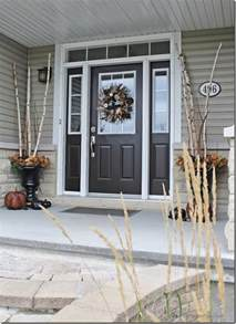 Decorate An Entryway Fall Home Tour 2013 And A 1 500 Giveaway Setting For Four