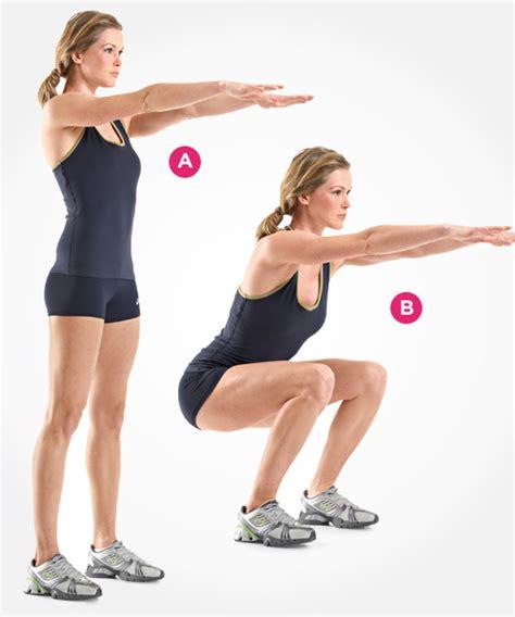 30 dagen squat challenge personal nt